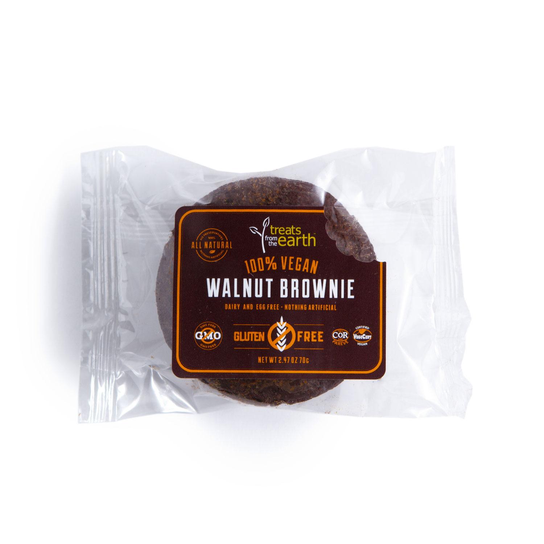 TFTE - GF Walnut Brownie wrapped