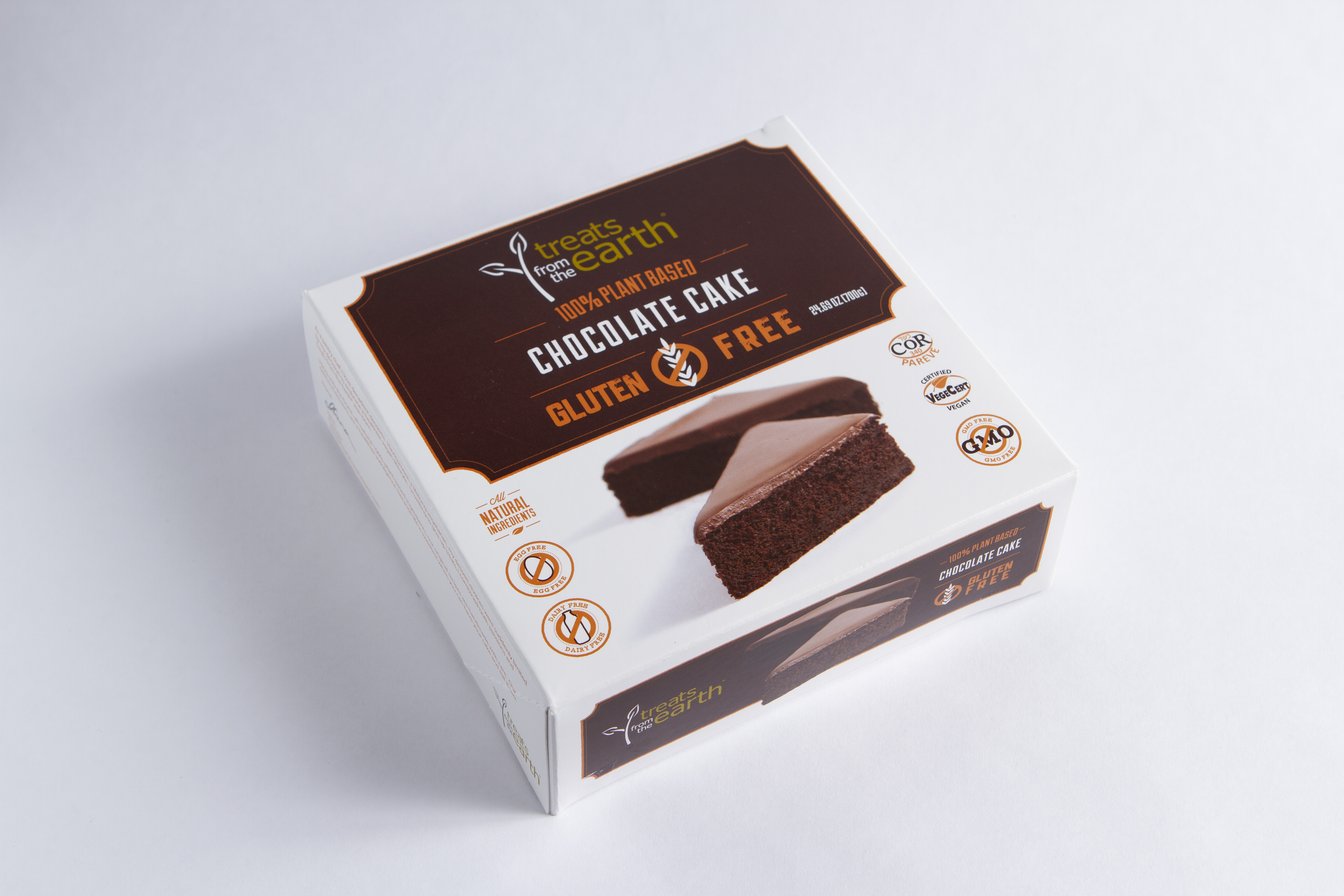 834633000997 - TFTE GF Chocolate Cake Pan 700g