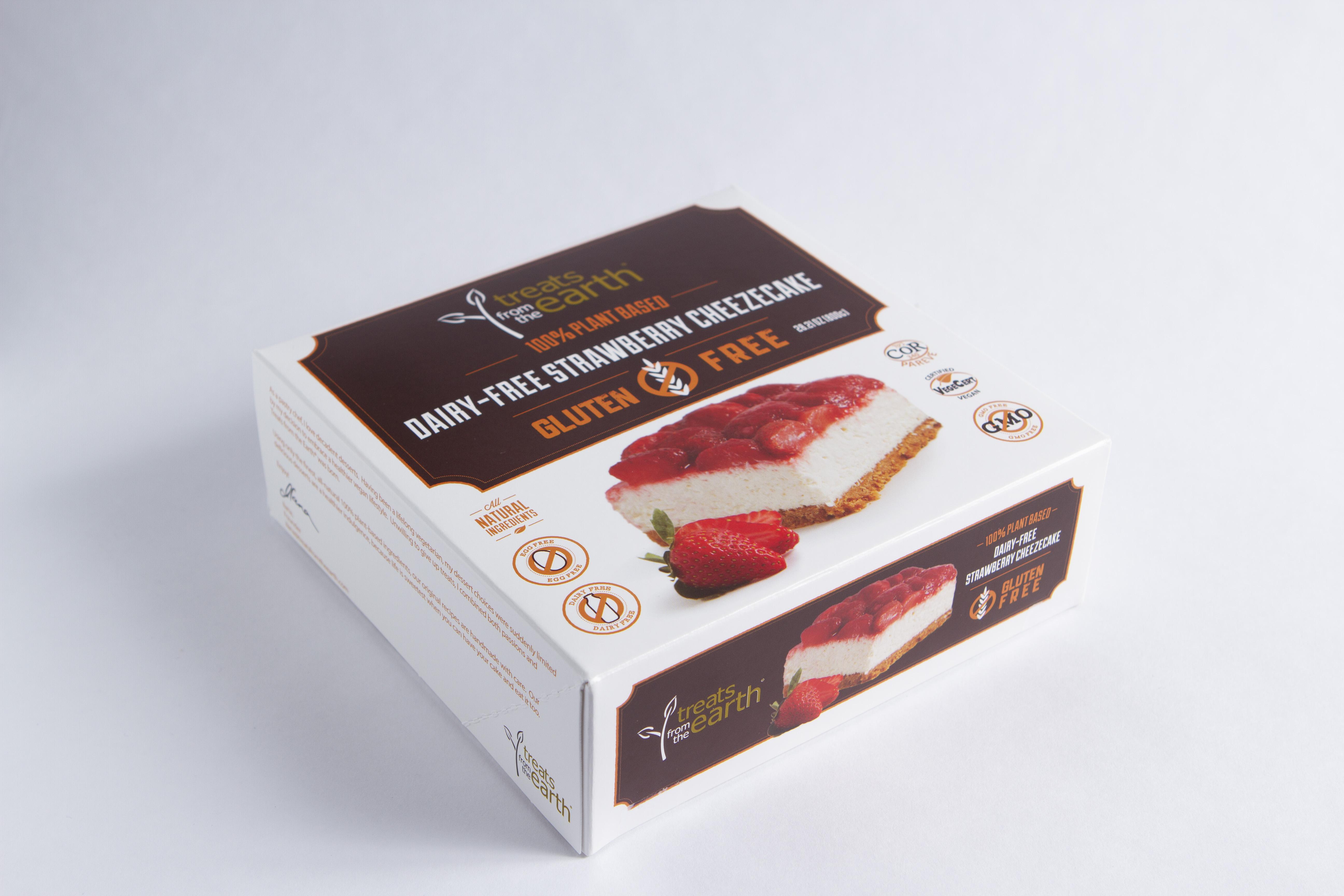 834633001000 - TFTE GF Strawberry Cheezecake Pan 800g