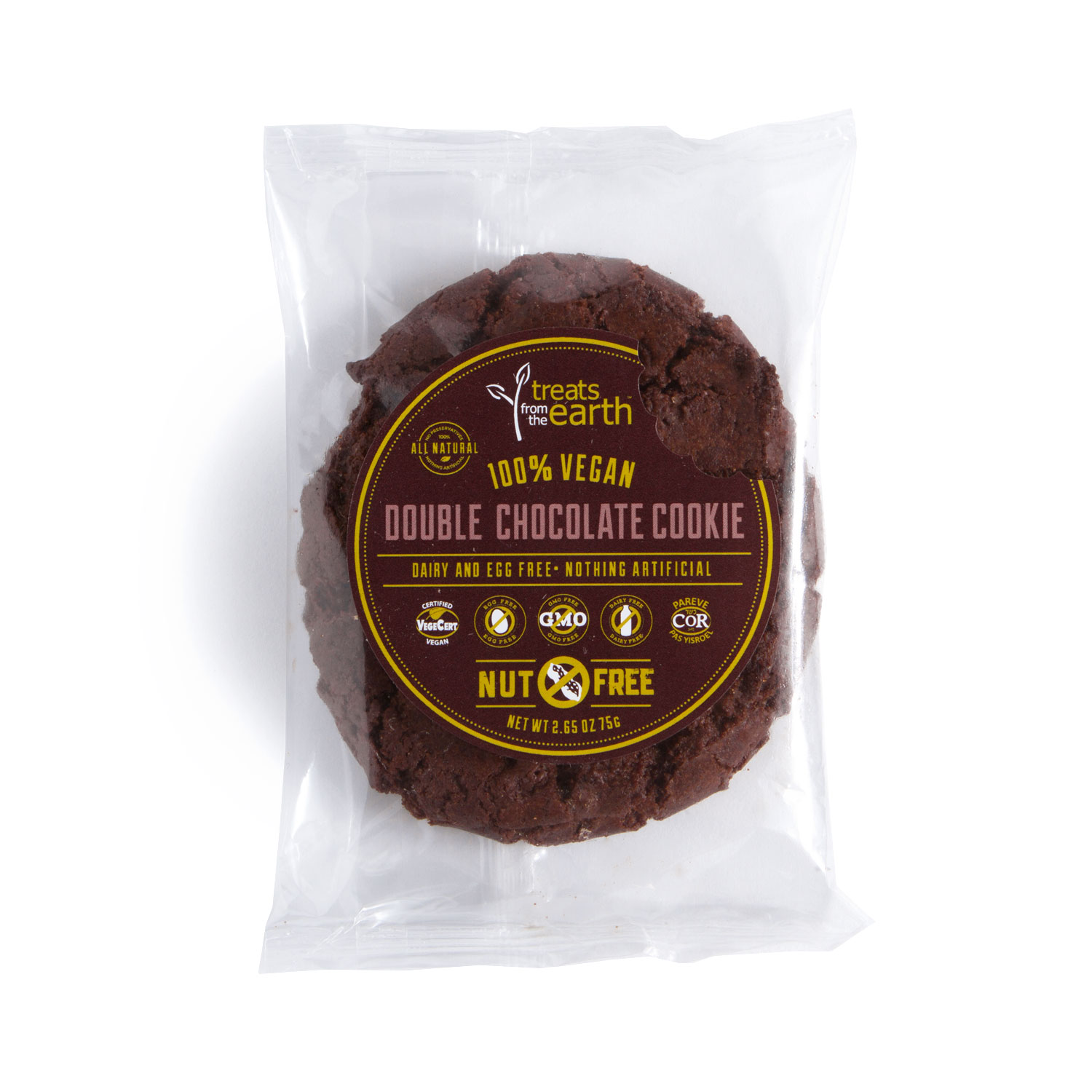 TFTE - NF Double Chocolate Cookie wrapped