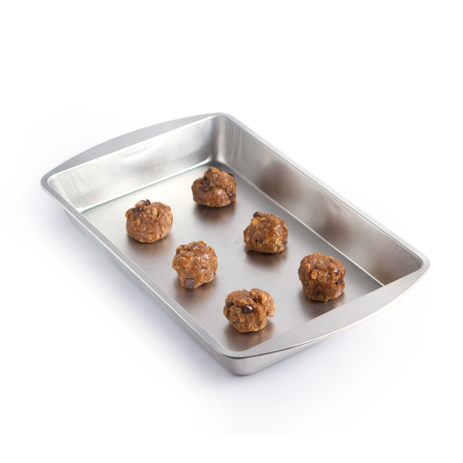 SFTE GF Chocolate Chip Cookie Dough in tray