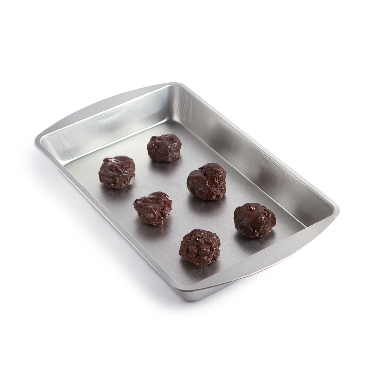 SFTE NF Double Chocolate Cookie Dough in tray