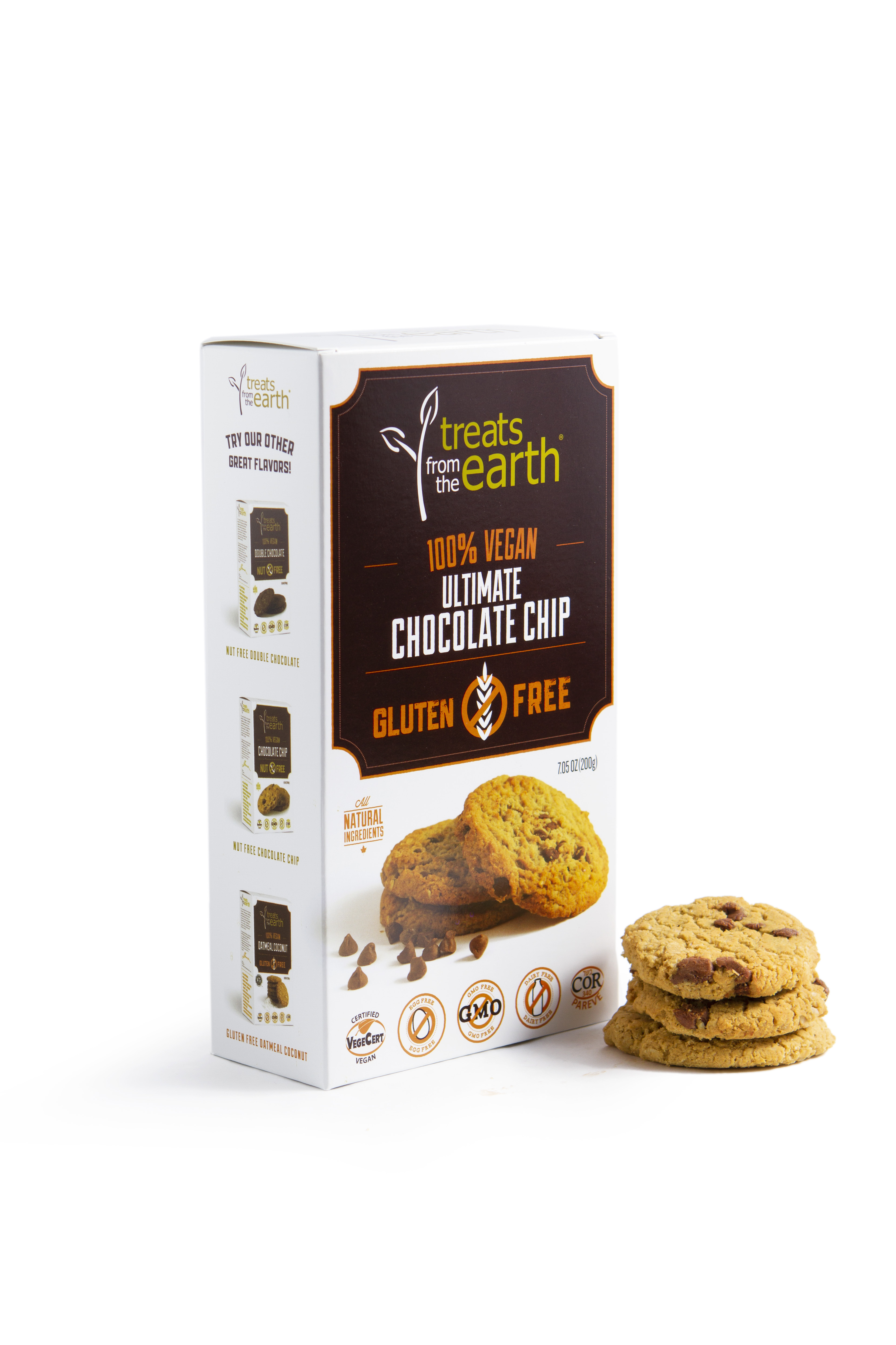 TFTE GF Ultimate Chocolate Chip Cookie Box
